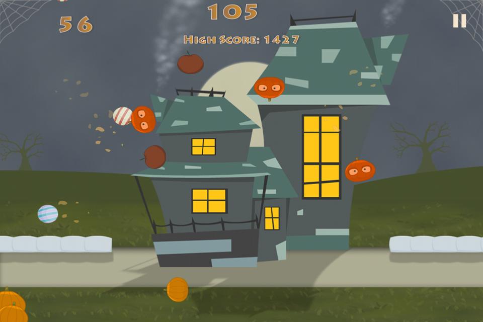 Screenshot Halloween Tap
